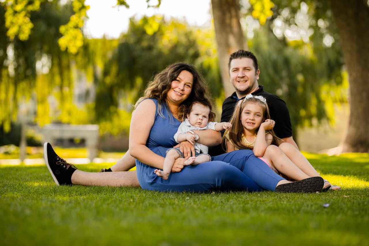 Fotografieren von Taufe, Kommunion und Kindern